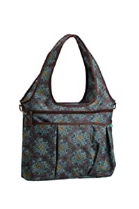 Vital Innovations / Okiedog Sac à Langer - Gala Tote - Brun / Turquoise