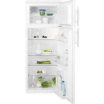 Electrolux EJ2301AOW2 Autonome Blanc 184L 44L A+ - réfrigérateurs-congélateurs (Autonome, Placé en haut, A+, Blanc, SN-ST, Droite)