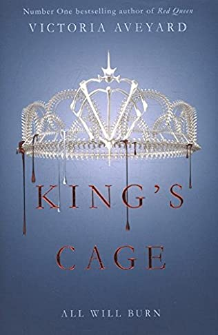 book cover of King's Cage
