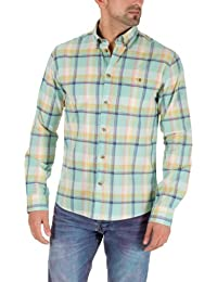 Selected Homme Herren Langarm Hemden Jelly shirt ls s C