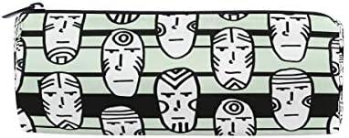 Bonipe Funny emoji visages Motif Trousse Pochette Sac d'école papeterie Pen Box Zipper Cosmétique Sac de maquillage | De Gagner Une Grande Admiration Et Est Largement Confiance à La Maison Et à L'étranger