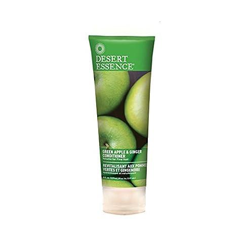 Desert Essence Apres Shampooing Pomme Verte Et Gingembre 237ml