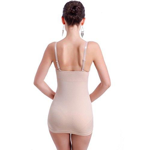 Keysui Mères Essential Nursing Allaitement Vêtements de maternité Bra Tank Top Camisoles Beige