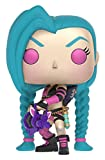 Funko - Jinx figura de vinilo, colección de POP, seria League of Legends (10305)