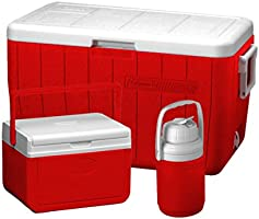 Coleman 48 Quart Cooler Combo