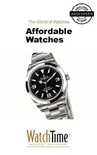 affordable-watches-guidebook-for-luxury-watches-english-edition