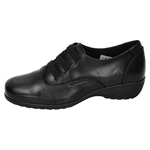 48 HORAS 821301/01 Cordones ELÁSTICOS Mujer Zapatos