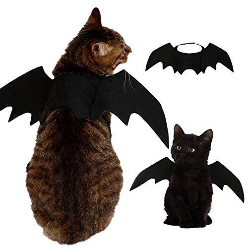 mausflügel Hund Katze Fledermaus-Kostüm für kleine Hunde und Katzen ()