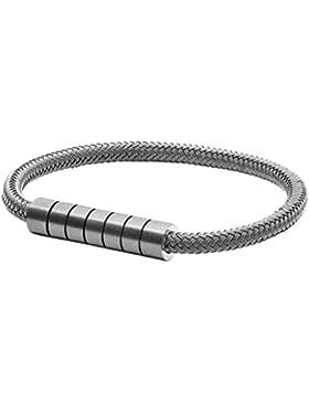 Skagen SKJM0118040 Herren Armband VINTHER Edelstahl Silber 22,8 cm
