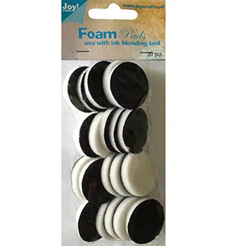 Ink Blending Tool (Joy!Crafts Foam Pads 6200/0223, Inhalt 20x Schwämmchen für
