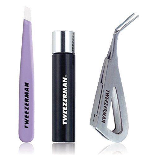Tweezerman Professional - Mini Brow Set - 3pc
