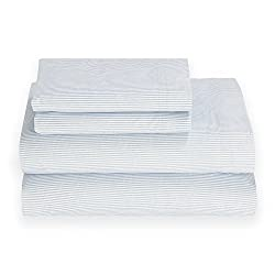 Tommy Hilfiger Ithaca Stripe Sheet Set Queen
