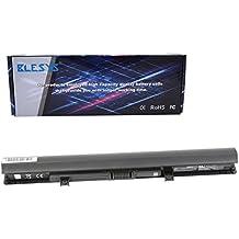 BLESYS - 14.4V 2600mAh PA5186U-1BRS Toshiba Satellite L50-B L50D-C55-B C C55D-C70 C-C-C C70D Series batería del ordenador portátil del reemplazo Compatible con TOSHIBA PA5184U-1BRS PA5185U-1BRS PA5186U-1BRS PA5195U-1BRS