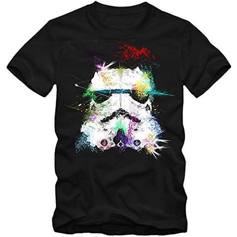 Stormtrooper #4 T-Shirt   Jedi   SW   Science Fiction