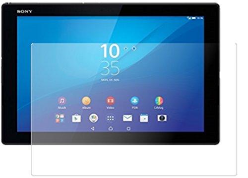 dipos I 2X Panzerfolie matt passend für Sony Xperia Z4 Tablet Schutzfolie 9H Bildschirmschutz-Folie