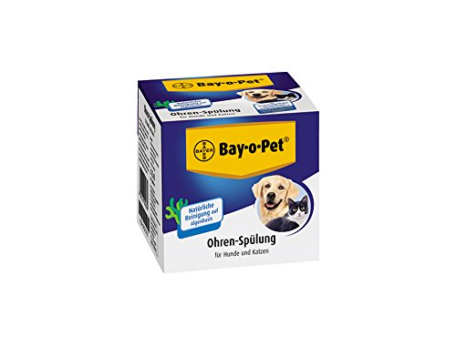Artikelbild: Bayer Moth Guard 33261 Bay-o-Pet Ohrenspühlung Nachfüllpackung 250 ml
