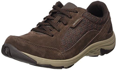 Merrell Women's Ryeland Lace Trainers, Brown (Espresso), 6.5 UK 40 EU