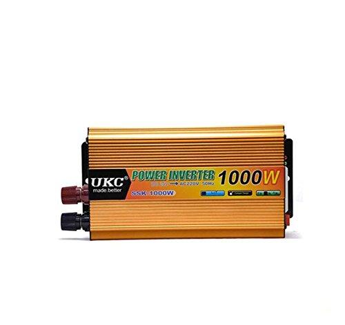 Preisvergleich Produktbild Spannungswandler KDLD 1000 Watt Auto Power Inverter DC 24 V zu AC 220 V Fahrzeug Konverter Auto Inverter Netzteil Schalter On-board Ladegerät USB