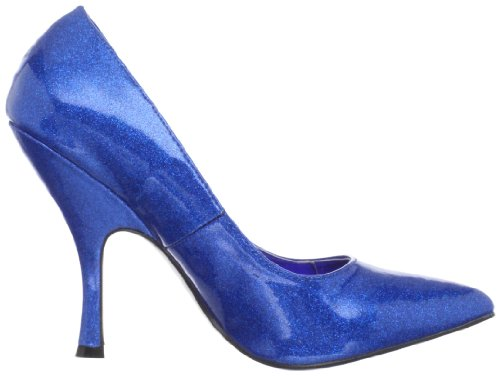 Pin Up Couture Pumps BOMBSHELL-01G Blau