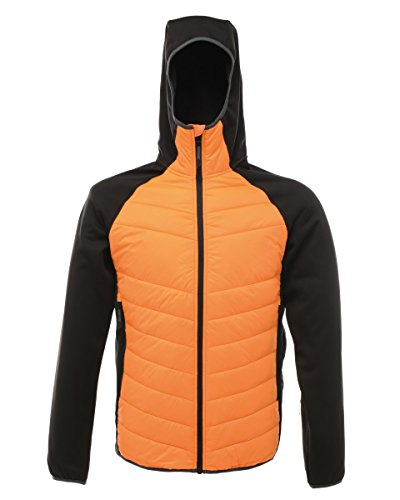 Regatta - Blouson - Femme Sun Orange/Black