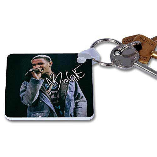 A Boogie Wit Da Hoodie 1 Novelty Keyring Printed Autographed Key Chain