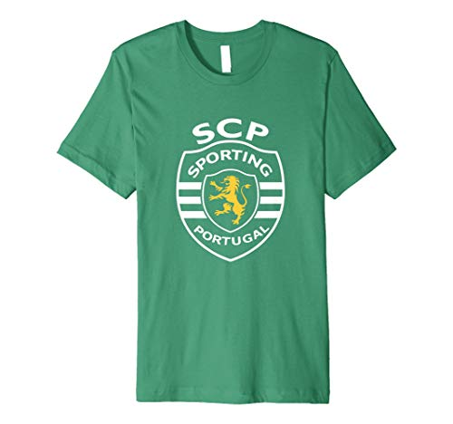 Sporting CP Lisboa Lissabon Portugal TShirt Camisa Jersey
