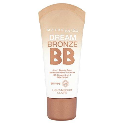 Maybelline Dream Bronze BB Cream 01 Light/Medium 5g by Maybelline