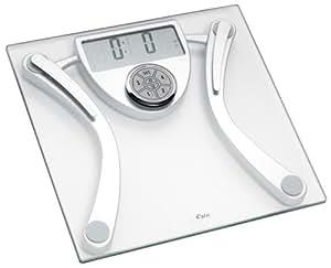 Weight Watchers 8977U Square Glass Body Fat Analysis Scale