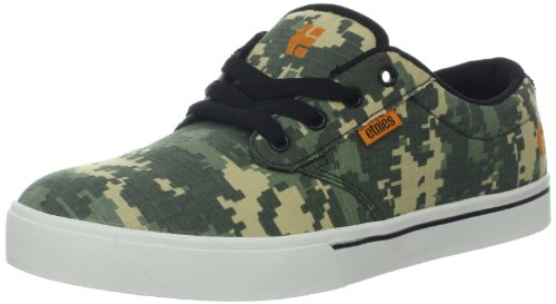 Etnies JAMESON 2 ECO Sneaker uomo , Multicolore (Mehrfarbig (FATIGUE 340)), 45