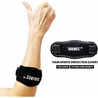 Orthese/Stützbandage für Tennisarm, bei Sehnenscheidenentzündungen von Ellenbogen, Unterarm, Handgelenk; therapeutische... preisvergleich bei billige-tabletten.eu