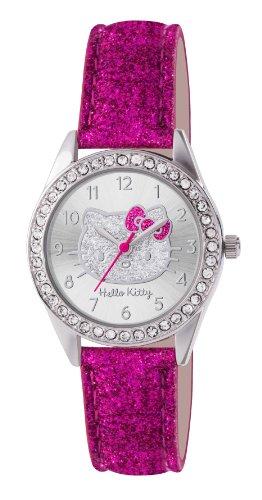 9258207f88c8 Hello Kitty HK007 - Reloj analógico de Cuarzo para niño