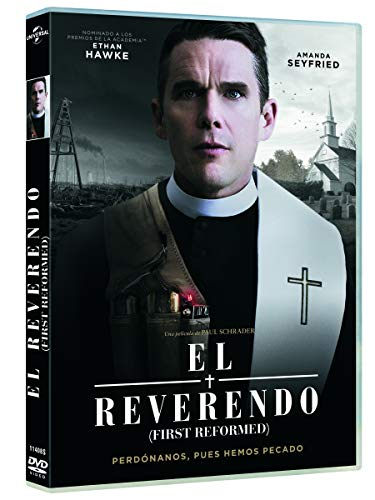 El Reverendo: First Reformed [DVD]