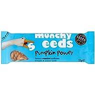 Munchy Seeds Calabaza Bolsita De Potencia 25g (Paquete de 6)
