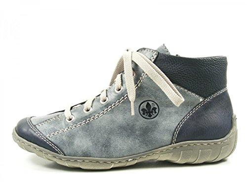 Rieker Weiblich Eagle-Serbia-Wildebuk Boots