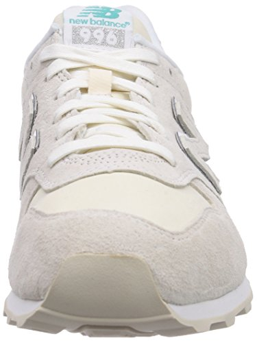 New Balance Wr996, Chaussures de  Football femme Blanc