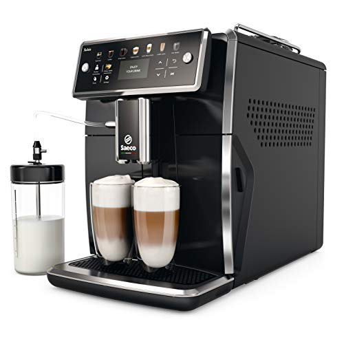 SAECO Xelsis SM7580/00 machine espresso super...
