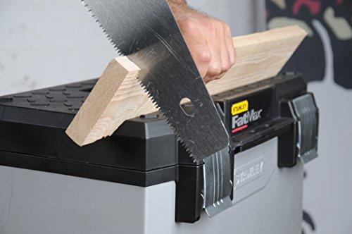 Werkzeugtrolley : Stanley FatMax Rollende Werkstatt aus Metall-Kunststoff 1-95-622 – Werkzeugwagen leer
