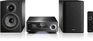 Philips MBD7020 Chaîne Hi-Fi Blu-ray HDMI Full HD DivX Gris