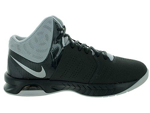 Air Visi Pro Vi Nubuck chaussure de basket Anthracite/Wolf Grey/Cool Grey/Metallic Platinum