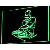 ADV PRO i817-g DJ Disc Jockey Disco Music Bar Neon Light Sign Barlicht Neonlicht Lichtwerbung