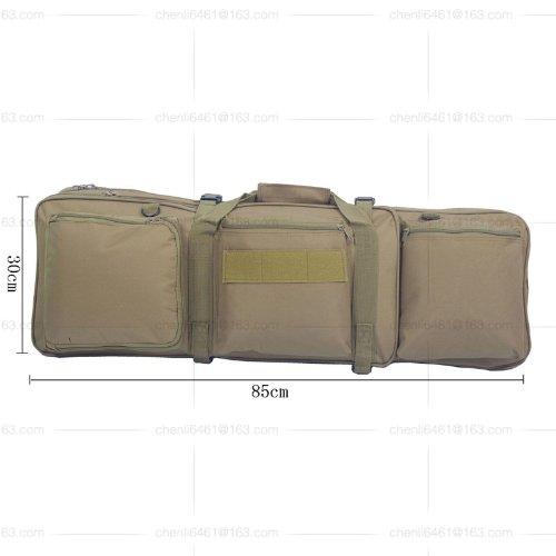 85cm/6Colores Para Fusil, militar táctica bolsa de pistola, caza pistola acolchada funda,...