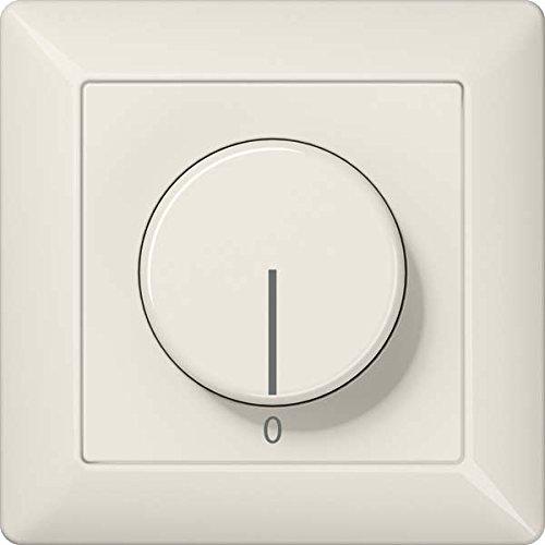 Jung as1540.20Kompakt-Platte mit marco-boton Fernbedienung weiß elfenbein -