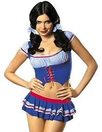 Obsessive Heidi Costume