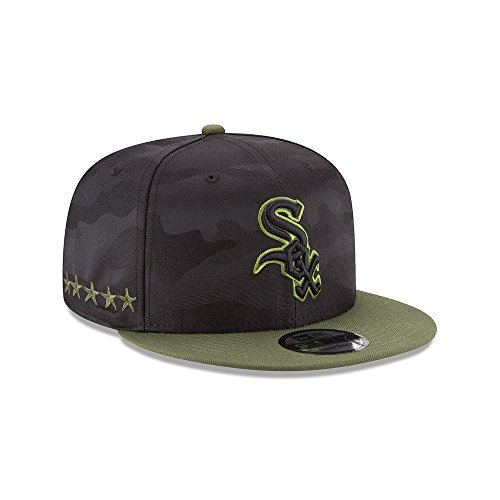 New Era Chicago White Sox Memorial Day Snapback Cap 9fifty 950 OSFM Basecap Limited Special Edition