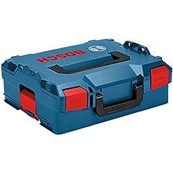 Bosch Professional Professional Coffret de Transport L-Boxx 136 (Bleu, 357mm x 442mm x 151mm)