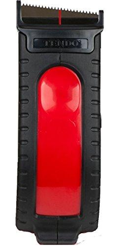 Handabroller von Packrolle in Rot | Innovativer Packband Handabroller für schnelles und sicheres einpacken | Ein Abroller Paketband mit einfacher Handhabung