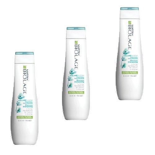 MATRIX Biolage Volumebloom Shampoo 250ml (3 PIECES)