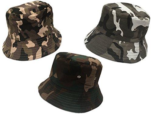 HDUK Summer Hats - Bob - Homme Desert Camo