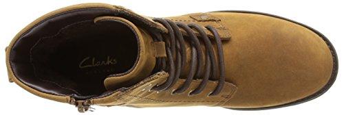 Clarks Orinoco Spice, Boots femme Marron (Brown WLined Lea)