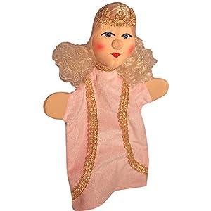 Kersa 12540  - Kasper princesa cifra, 30 cm marioneta de mano